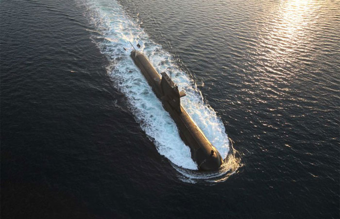 SMALL BUSINESS lose on Submarine